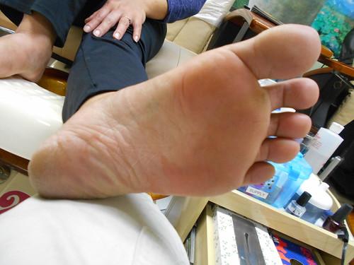 Milf tina feet