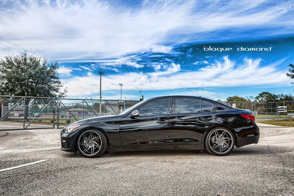 Blaque Diamond Bd 1 Infiniti Q50