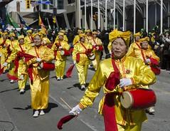 Falun Dafa - D7K_2868_ep (Eric.Parker) Tags: music irish toronto saint march princess patrick korea parade queen falungong baton falundafa stpatricksdayparade 2013