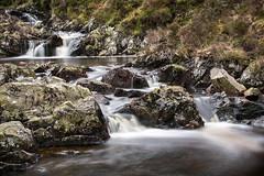 _0JJ1719 (Forrest W) Tags: river long exposure falls ayrshire