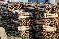 For cooler days (Roving I) Tags: villages vietnam hue heating firewood piles stacks bundles