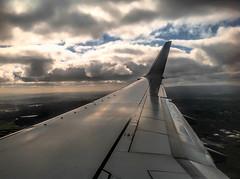 Flying Home (vcostanz) Tags: cloud clouds flying cloudy victoria qantas flights darkclouds airoplane quantas qantasairways qantasflight