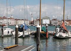 Marina San Giorgio Maggiore (Thomas Schirmann) Tags: venice marina venise venezia sangiorgiomaggiore