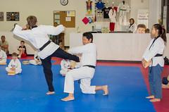 2016 Black Belt Test__DSC5130_71 (allen_cart) Tags: test white black belt tiger taekwondo whitetiger blackbelttest 2016