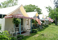 The Tent Houses Ocean Grove NJ (holiday_jenny) Tags: park sea vintage spring nj historic og asbury antiques jerseyshore fleamarket oceangrove 2016 tenthouses