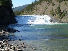 BanffNatlPk154 (alicia.garbelman) Tags: canada waterfalls alberta rockymountains bowriver bowfalls banffnationalpark