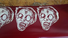 20160528_123533 (andres musta) Tags: andres musta zas zombieartsquad stickers stickerart sticker zombie art squad