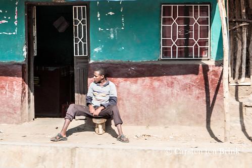 Addis morning