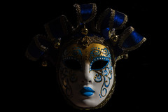 La Mascara - The Mask (::Daniel::) Tags: venecia italia canon canon50d europa