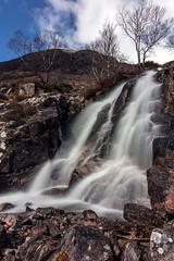 Allt Coire Eoghainn (Visible Landscape) Tags: uk longexposure scotland highlands ecosse glennevis leefilters alltcoireeoghainn visiblelandscape leelittlestopper