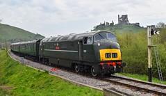 D832 Norden (Swanage Railway) (KLTP14) Tags: norden swanage corfecastle d213