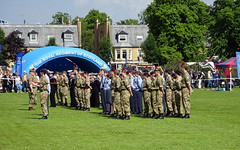 Military Show (81) (lairig4) Tags: scotland stirling armedforcesday military show kingspark parade music 2016