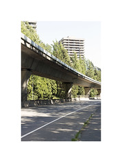 untitled (routes). (michaeladkins.co.uk) Tags: road trees light summer urban canada nature digital canon eos highway shadows britishcolumbia transport streetphotography seed roadtrips seeds snaps shade burnaby manmade highways trips pointandshoot routes sprawl skytrain links topography topographics newtopographics cyclingroutes luminism 700d canoneos700d