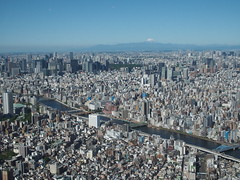 View from Tokyo Skytree (wayward-cloud) Tags: japan tokyo televisiontower skytree