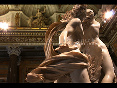 """""""Metamorphoses"""" Bernini's Apollo and Daphne, Galleria Borghese, Rome, Italy (2014). (lynngoldenphotography) Tags: italy sculpture rome texture baroque laurel bernini mythology arthistory metamorphoses borghese ovid galleriaborghese italianculture apolloanddaphne"""