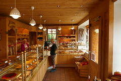 really nice bakery in combloux (eikzilla) Tags: france alps bakery combloux
