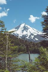 Llaima (dgo.splvd) Tags: sky lake mountains forest landscape outdoors volcano nationalpark paisaje volcan parquenacional llaima araucania congullio