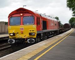 66058 (Lukas31 Transport Photography) Tags: railway trains dbs tamworth class66 66058