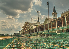 Churchill Downs (Cocoabiscuit) Tags: kentucky olympus louisville horseracing churchilldowns olypus em5 cocoabiscuit
