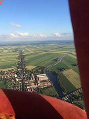 160703 - Ballonvaart Veendam naar Vriescheloo 4