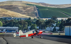 faa flight test (pbo31) Tags: california red test color green june spring airport nikon farm aviation bayarea eastbay livermore grape pilot municipal alamedacounty faa 2016 boury pbo31 d810