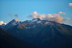 Blick vom Balkon - Alpenglhen (brunoremix) Tags: sterreich alpen hohe pinzgau tauern bramberg kitzbheler