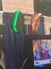 (thewestate) Tags: man green iron play cosplay flash spiderman ironman pop legos pinball arrow cos mysterymachine charliechaplain nightmareonelmstreet hulkbuster