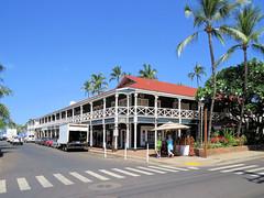 Pioneer Inn (altfelix11) Tags: architecture hawaii maui bestwestern lahaina frontstreet historicarchitecture pioneerinn