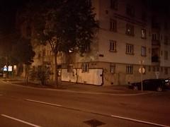 Best Front (.voyageur.) Tags: vienna wien street night graffiti austria sterreich strasse bf