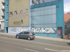 The place (.voyageur.) Tags: vienna wien street graffiti austria sterreich hostel strasse limo elif ocb 0815 rx1