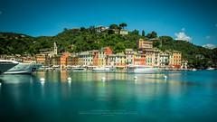 Portofino (Luis Sousa Lobo) Tags: longexposure italy canon riviera italia liguria filter lee 1018 portofino 70d 10stops