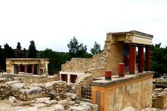 Crte - Temple Knossos (emilepop78) Tags: temple ariane crete knossos minotaure
