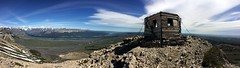 View from Divide Mtn (krchr99) Tags: mountains clouds montana hiking glaciernationalpark
