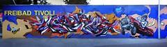 Tivoli Innsbruck (Crazy Mister Sketch) Tags: street streetart art wall graffiti austria tivoli sketch crazy artwork letters tags mister spraypaint walls lettering piece innsbruck spraycan wildstyle spraycans ibk stylewriting crazymistersketch