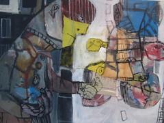 Sergio Moscona Paquito trapito / Paquito Worn, 2012, Museo Eduardo Svori, Buenos Aires, Argentina. (hanneorla) Tags: sergiomosconapaquitotrapitopaquitoworn 2012 museoeduardosvori buenosaires argentina