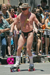 SF_Pride2016_159 (RHColo_General) Tags: sanfrancisco sanfranciscopride shirtless muscles thong bulge rollerskates pride gaypride prideparade hotguys sanfranciscopride2016