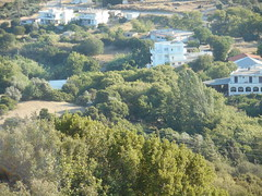 (Psinthos.Net) Tags: road trees houses light shadow summer sunlight mountain nature june countryside afternoon village view branches olive cables valley fields planetrees treebranches shrubs kamari poplars drygrass panoramicview       fasuli psinthos             fasouli         psinthosvillage  psinthosvalley fasoulipsinthos      kamaripsinthos      trees