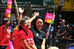 (Wen and Tara) Tags: pride sf sanfrancisco 2016 parade lgbt gay jane kim