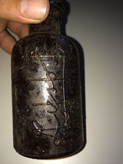 Manoa Bottles , 2015 (Hizmiester2) Tags: old history glass club vintage hawaii bottle hp antique historic hawaiian tonk find finds relics tonka manoa hawaiiana waii screwtop corktop tonck toncker toncks tonktonk toncktonck tonkhawaii
