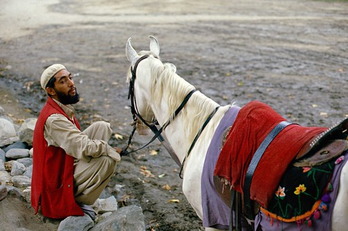 Gilgit, Jammu and Kahmir, Pakistan, 1988