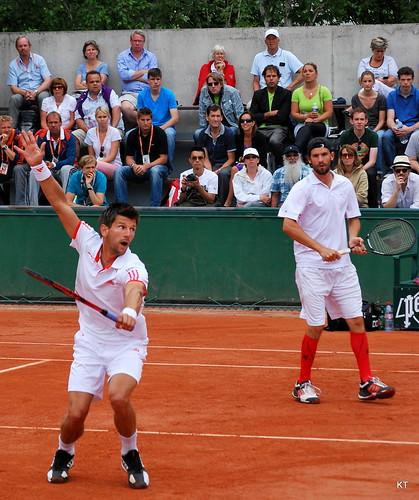 Philipp Petzschner - Jurgen Melzer & Philipp Petzschner