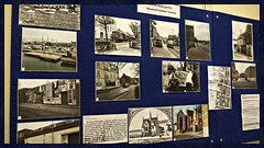 Library Exhibition on Weymouth.. Commercial Road and Tramway..  K. Notes... (Tadie88) Tags: exhibitions oldphotos weymouth weymouthlibrary theoldweymouth historyofweymouth
