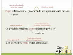 Exerccio orao subordinada substantiva - 63 (AulasApoioCom) Tags: o  que orao exercicios oraes subordinada substantivas substantiva
