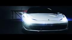Ferrari 458 Italia (SSsupersports) Tags: car italia ferrari bianco nero avus 458 worldcars