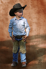 Little Foreman by Scott Gutke (SGutke) Tags: cowboy ranching littlecowboy scottgutke gutke littleforeman cowboyforeman