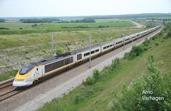 2013. Eurostar 3021/ 3022 te Calais-Fréthun