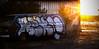 _CSC0026 (illmaticEdd) Tags: sunset cali graffiti paint writers van graff bomb throwup reken