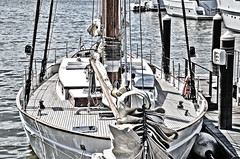 Chelsea Piers, NYC (dekard72) Tags: new york city nyc newyorkcity 3 river boat dock nikon chelsea manhattan sail hudson westside chelseapiers adorondack nikond7000