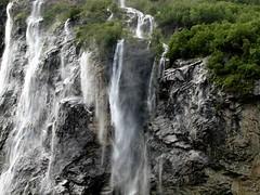 Seven Sisters Waterfall (saxonfenken) Tags: july15the30 sevensisters waterfall geiranger norway fiord water pregamewinner 8009land 8009 yourockwinner herowinner favescontestwinner faveswinner gamewinner challengeyouwinner