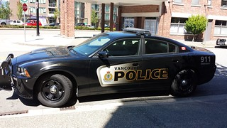 Vancouver PD, BC Patrol Vehicle